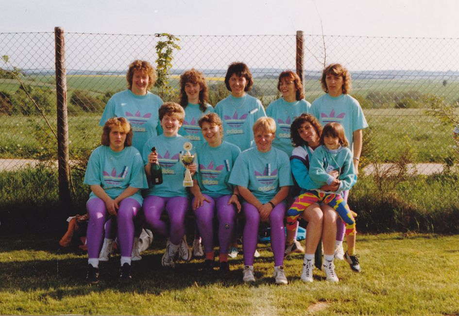 volleyball 1990